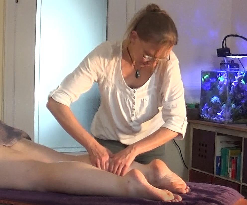 Massage, Coaching und Ernährungsberatung in Bremen, Melanie Steffen