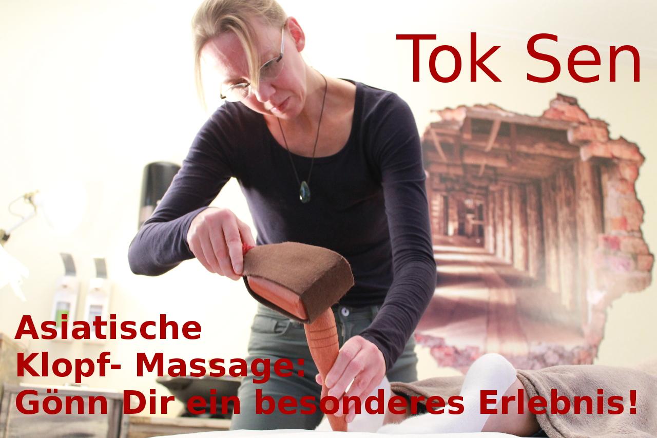 Tok Sen: asiatische Klopfmassage in Bremen Zentrum