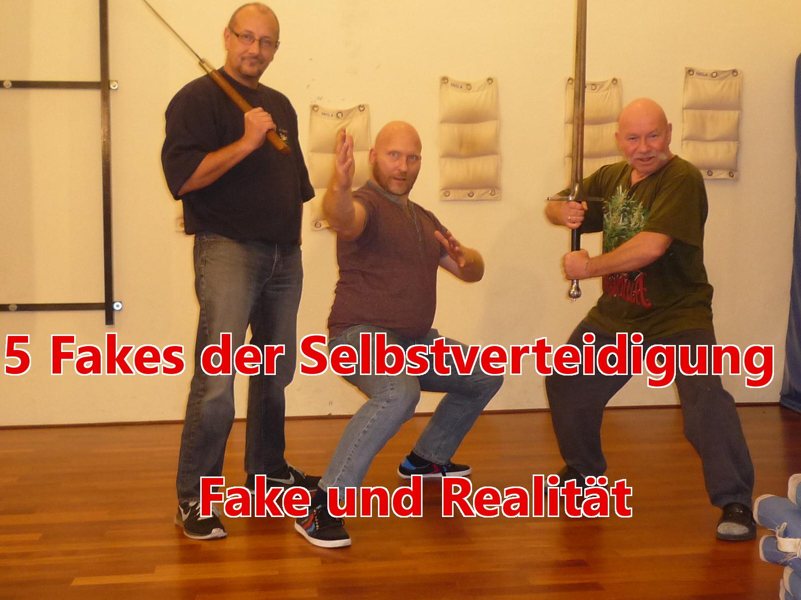 5 Fakes der Selbstverteidigung - Selbstverteidigung in Bremen