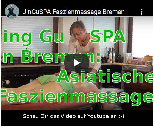 Faszien Massage in Bremen - auf Youtube