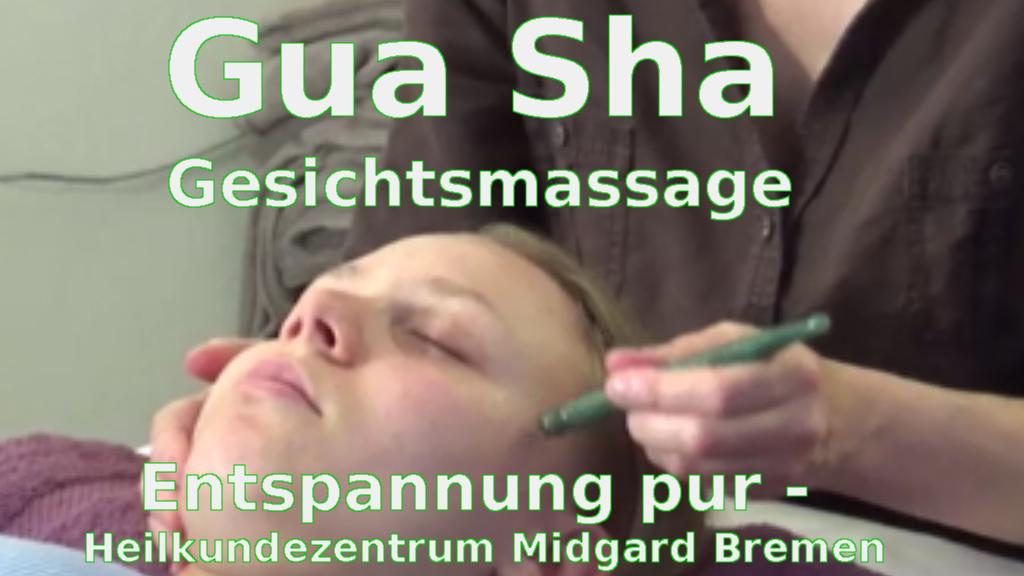 Gua Sha Gesichtsmassage in Bremen