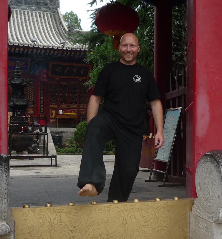 Jürgen Seibold,  Tai Chi Chuan (Taijiquan), Selbstverteidigung, QiGong, Meditation in Bremen