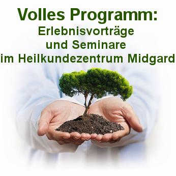 Seminare und Vorträge - Heilpraktiker im Heilkundezentrum Midgard in Bremen