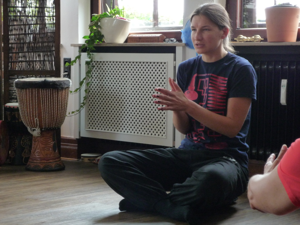 Katja - Frauenseminar in Bremen