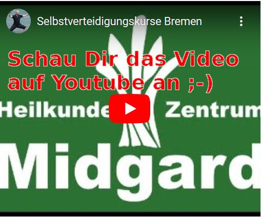 Selbstverteidigung - Kurs in Bremen auf Youtube